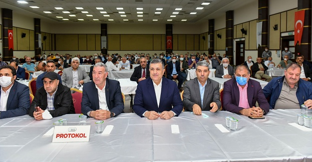 Bozkurt, Minibüsçüler Kooperatifi başkanlık seçimine katıldı