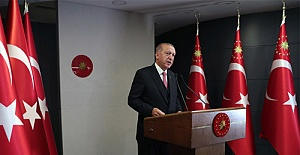 Cumhurbaşkanı Erdoğan: ''Normal Hayata Dönüş Kademe Kademe Başlıyor''