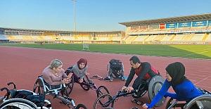 Bağcılar'ın engelli sporcuları Dubai yolcusu